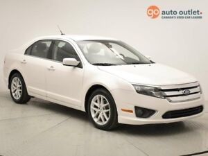 2011 Ford Fusion SEL AWD All-wheel Drive