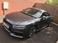 Audi TT 2.0 S Line