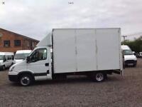 Van hire with driver,man with van,big van from £25p/h