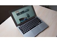 """Top of the range Apple MacBook Air 11"""" 2015 model"""