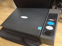 Plustek Book and Document Scanner