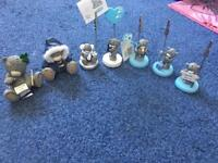 Job lot of me to you figurines and picture holders