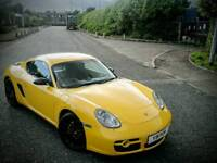 Porsche Cayman,manual, huge spec