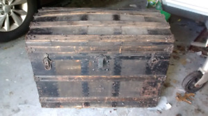 Really old chest
