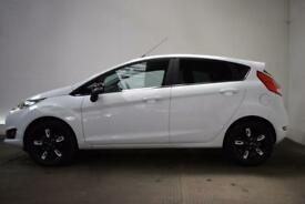 FORD FIESTA 1.2 ZETEC WHITE EDITION AUTUMN 5d 81 BHP (white) 2015