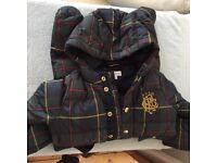 Ralph Lauren snowsuit Size 6-12 Months