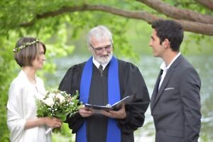 Licensed Wedding Officiant Ordained Minister