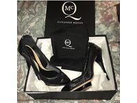 Alexander McQueen heels size 7