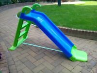Toddlers' Slide - used but in reasonable condition