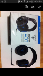 Bluetooth gaming headset