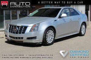 2012 Cadillac CTS 4 *** AWD *** PANORAMIC MOONROOF ***