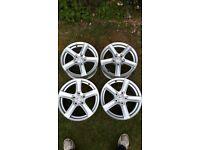 "Mazda MX5 16"" alloy wheels (originally from 2007 model)"