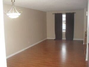 upper level of semi in desireable west end location