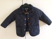 Next jacket-coat 12-24 months