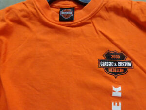 Harley T-shirts and more-  recycledgear.ca