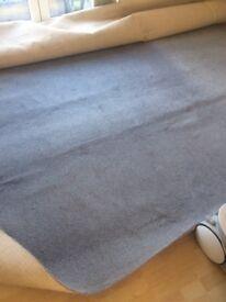 Grey carpet (thick really good quality) 7m -5m