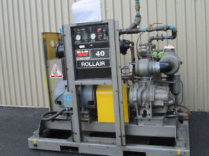 Compresseur Worthington Rollair 40 HP