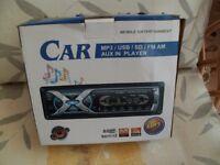 CAR / VAN Remote stereo