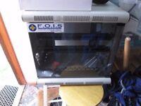 Electrical LAN cabinet