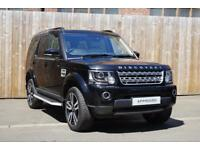 Land Rover Discovery SDV6 HSE LUXURY (black) 2015-01-06