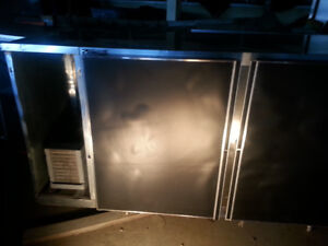 FOR SALE - 3 Stainless Steel Bar Fridges