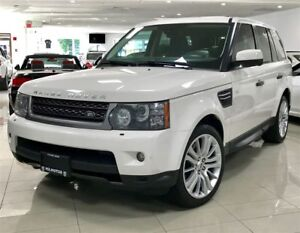 2010 Land Rover Range Rover Sport HSE LUX|NO ACCIDENT|NAVI|CAMER