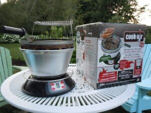 BBQ GRILL COOK AIR