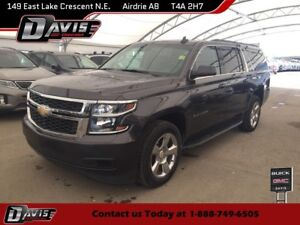 2017 Chevrolet Suburban LT SUNROOF, BOSE AUDIO, HEATED SEATS