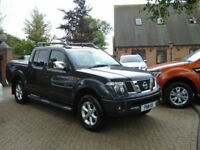 2008 Nissan Navara 2.5dCi Long Way Down ( 67000 Miles )