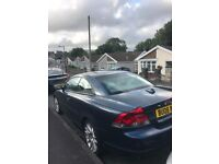 2008 Volvo C70 2.4. D5. SE LUX. MANUAL 6 SPEEED. DIESEL. COUPE CONVERTIBLE. 113.000 miles