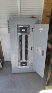 Boite  électrique 250 ampères