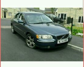 VOLVO S60 D5 AUTOMATIC 2 OWNERS DRIVES GOOD PARKING SENSORS 12MONTHS MOT SERVICE HISTORY