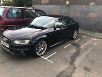Audi A4 S LINE for RENT/HIRE Any AGES WELCOME - OFFER FOR THIS WEEKEND ONLY