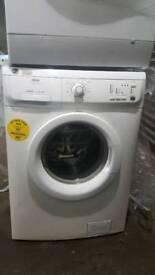 ZANUSSI 6KG 1600 SPIN WASHING MACHINE WITH 6 MONTHS GUARANTEE