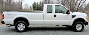 2009 Ford Super Duty F-250 XL 4X4 5.4, GAS, AUTO SUPER CAB