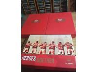 Arsenal yearbooks
