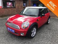 Mini Mini 1.6 (120bhp) (Chili) Cooper 3 Door Hatchback