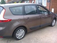 RENAULT GRAND SCENIC. EXPR 1.5 DCI, 09 REG. 7 SEATS