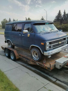 83'Chevy Shorty van!!! 2200.OBO!!!