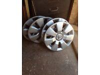 Citroen 16 inch wheel trims