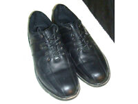 Black Callaway golf shoes Size 8 Soft spikes Very good cond. Lightly used