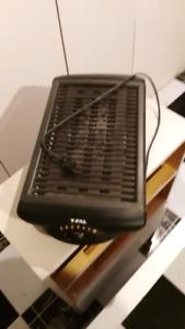 Grill bbq électrique