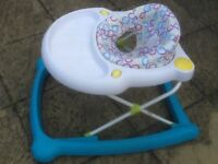 Baby walker washed and cleaned-£5