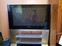 Television 37inch HD ready Panasonic with stand