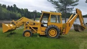 Massey Ferguson Backhoe/Loader