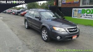 2008 Subaru Outback 2.5i Limited CERTIFIED! LEATHER! WARRANTY!