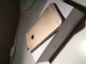 Gold 16GB iPhone 6, perfect condition