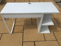 Ikea White Desk for Sale
