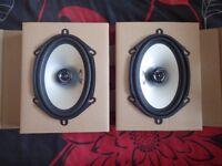 Alpine SXE-5725S car speakers