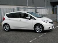 Nissan Note 1.2 DIG-S ( 98ps ) CVT 2013MY Tekna Automatic